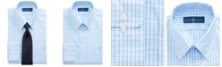 Polo Ralph Lauren Men's Classic/Regular Fit Plaid Dress Shirt
